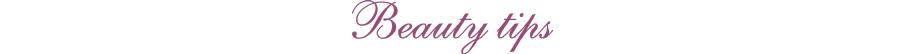 La Minky beauty tips
