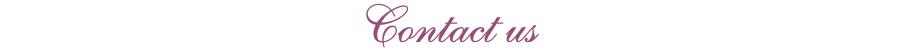 La Minky - contact us