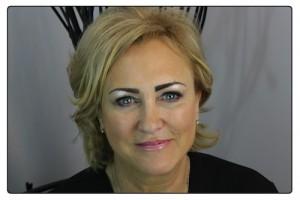 June Laing - owner Salon La Mink